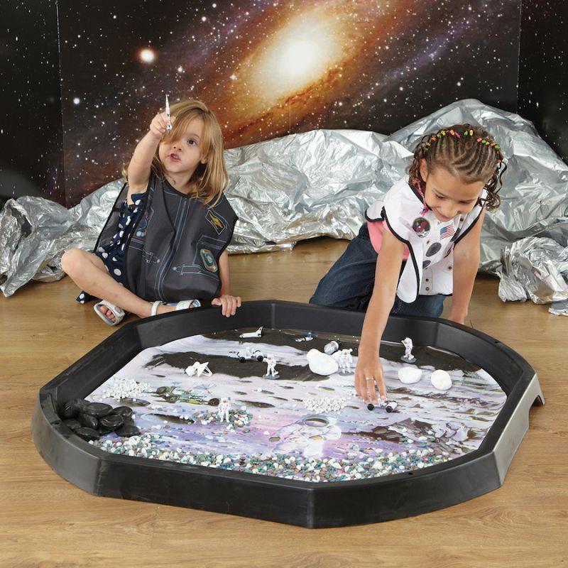 """Kilimėlis """"Kosmosas"""" tyrinėjimo staliukui"""