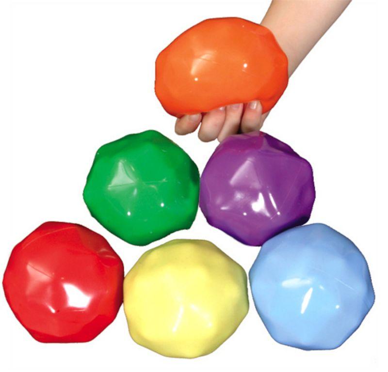 Pasunkintų kamuoliukų rinkinys