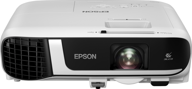 Projektorius EPSON EB-FH52
