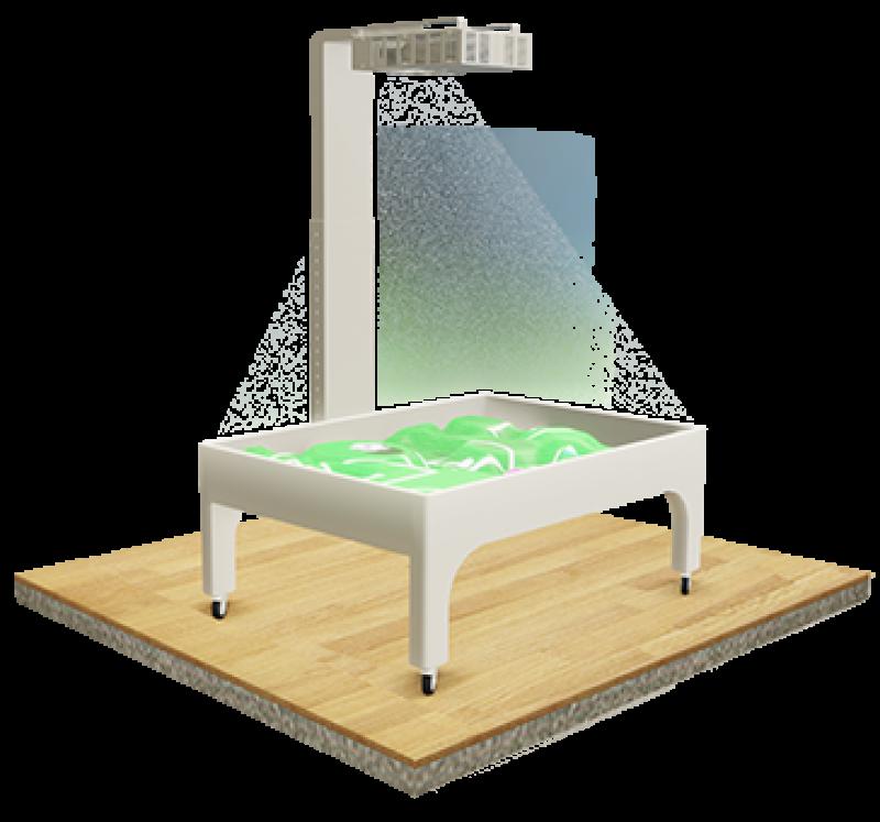 """Mobili, interaktyvi smėlio dėžė """"BIG"""""""