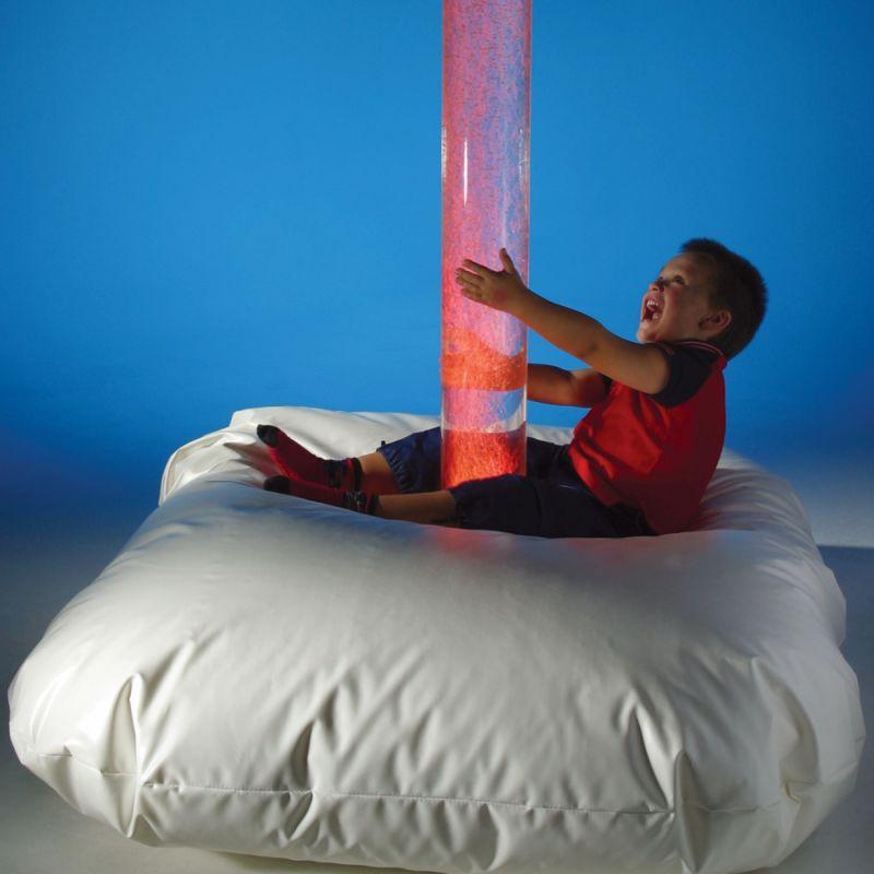 Didysis minkštasis burbulų vamzdžio pagrindas (10cm skersmuo)