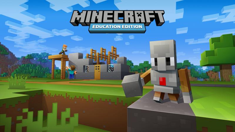 """Pasaulio pažinimo pamokos """"Minecraft"""" platformoje"""