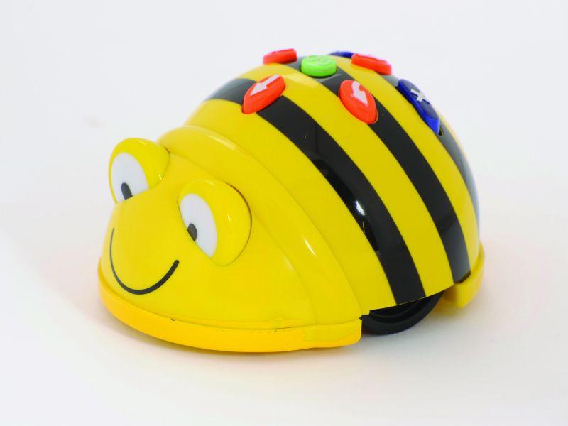 """Edukacinė bitutė - robotas """"Bee-bot"""""""