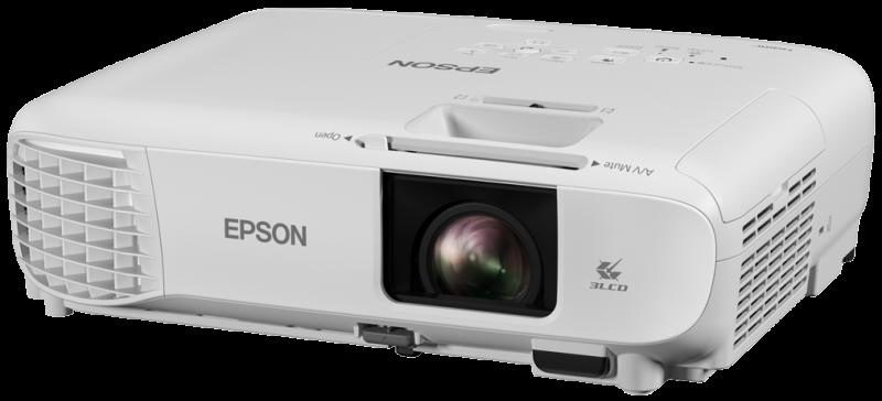 Projektorius EPSON EB-FH06