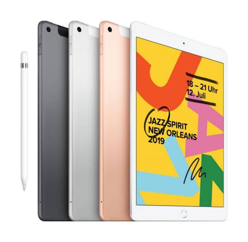 "Apple iPad 10.2"" Wi-Fi + Cellular 32GB"