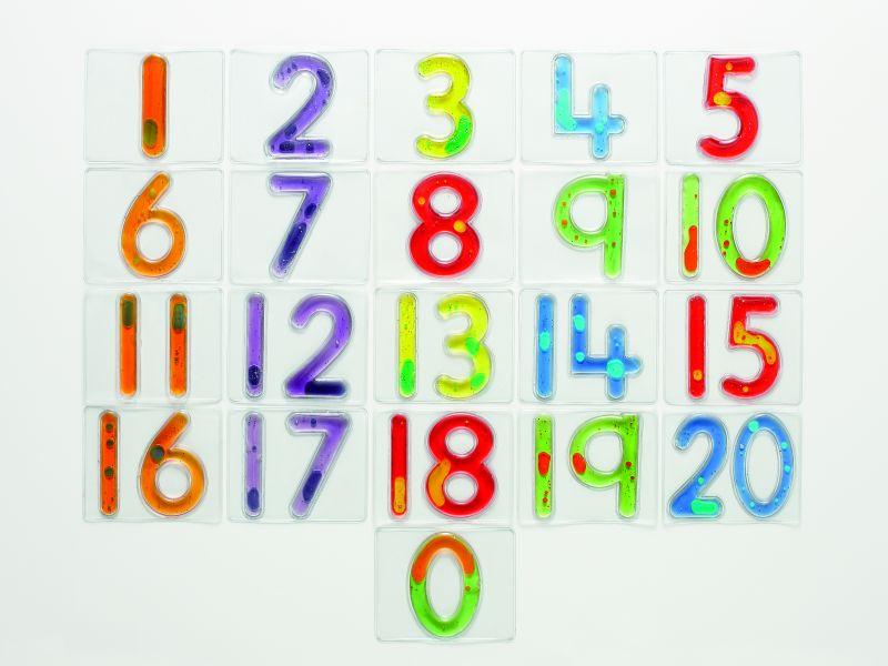 Lanksčių skaičių rinkinys