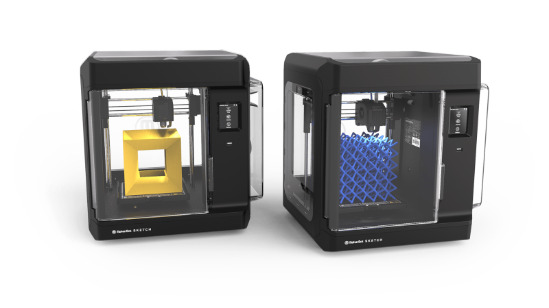"3D Spausdintuvas Makerbot ""SKETCH"""