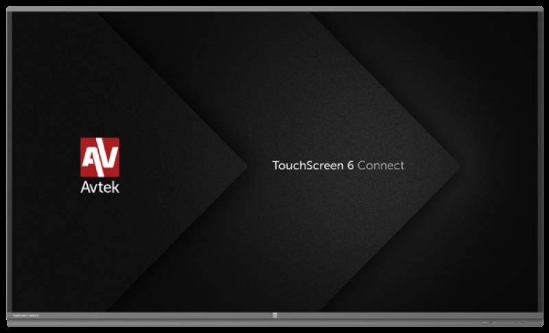 "Avtek TouchScreen 6 Lite 86"" interaktyvus ekranas"