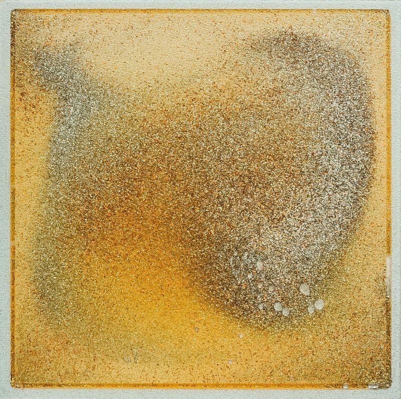 Auksinių grindų plytelių komplektas (stačiakampis)
