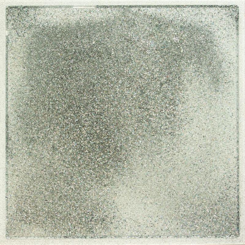 Sidabrinių grindų plytelių komplektas (stačiakampis)