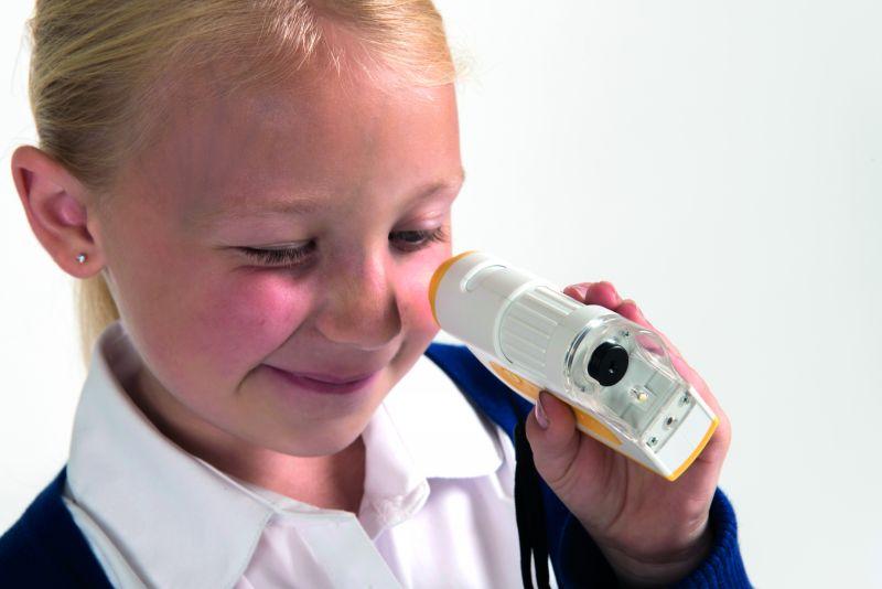 Kišeniniai mikroskopai
