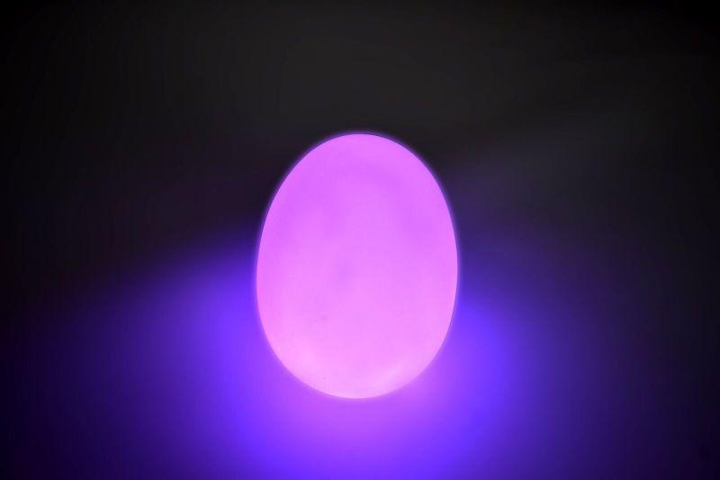 Šviečiantys kiaušiniai