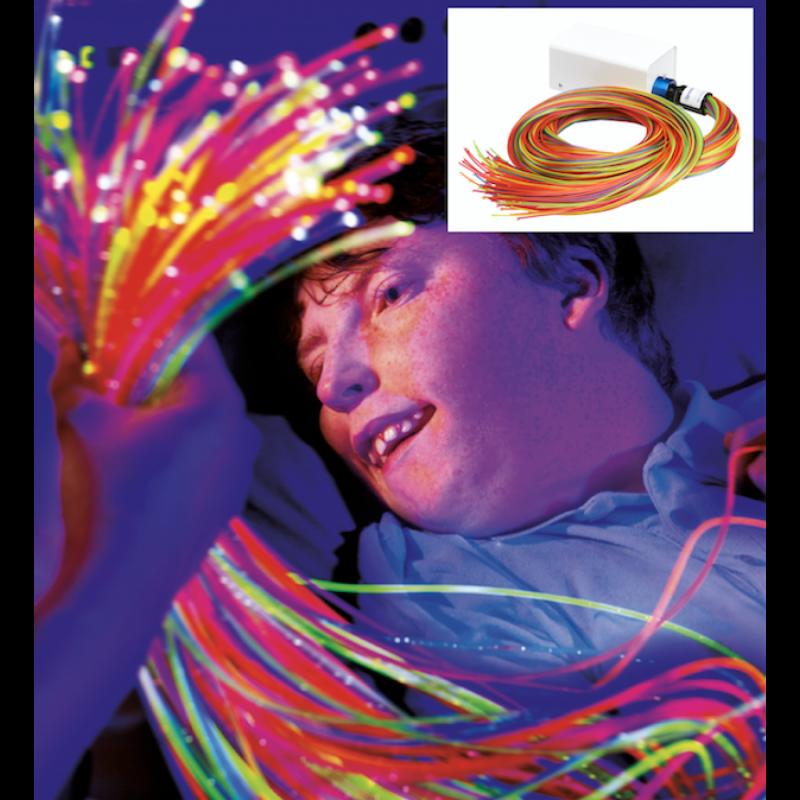 UV šviesos pluošteliai (1m)