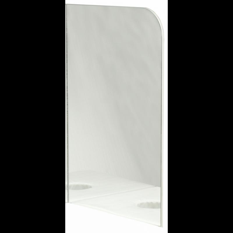 Burbulų vamzdžio akrilinis veidrodis 1200mm x 600mm