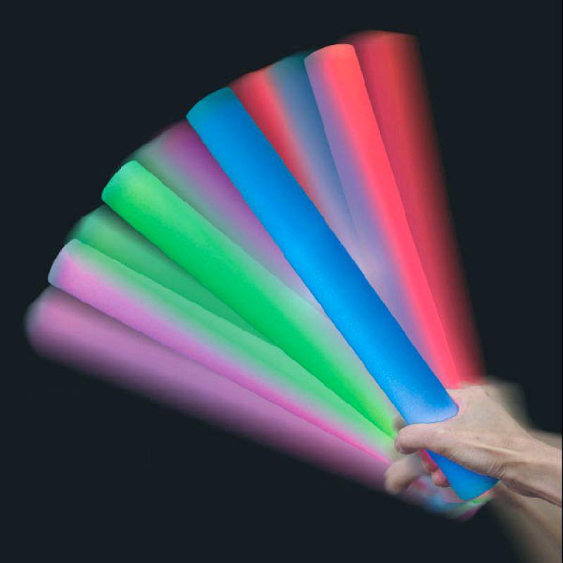 LED šviečiančios lazdelės