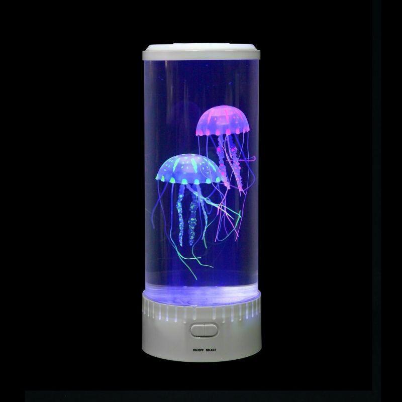 Akvariumas su medūzomis