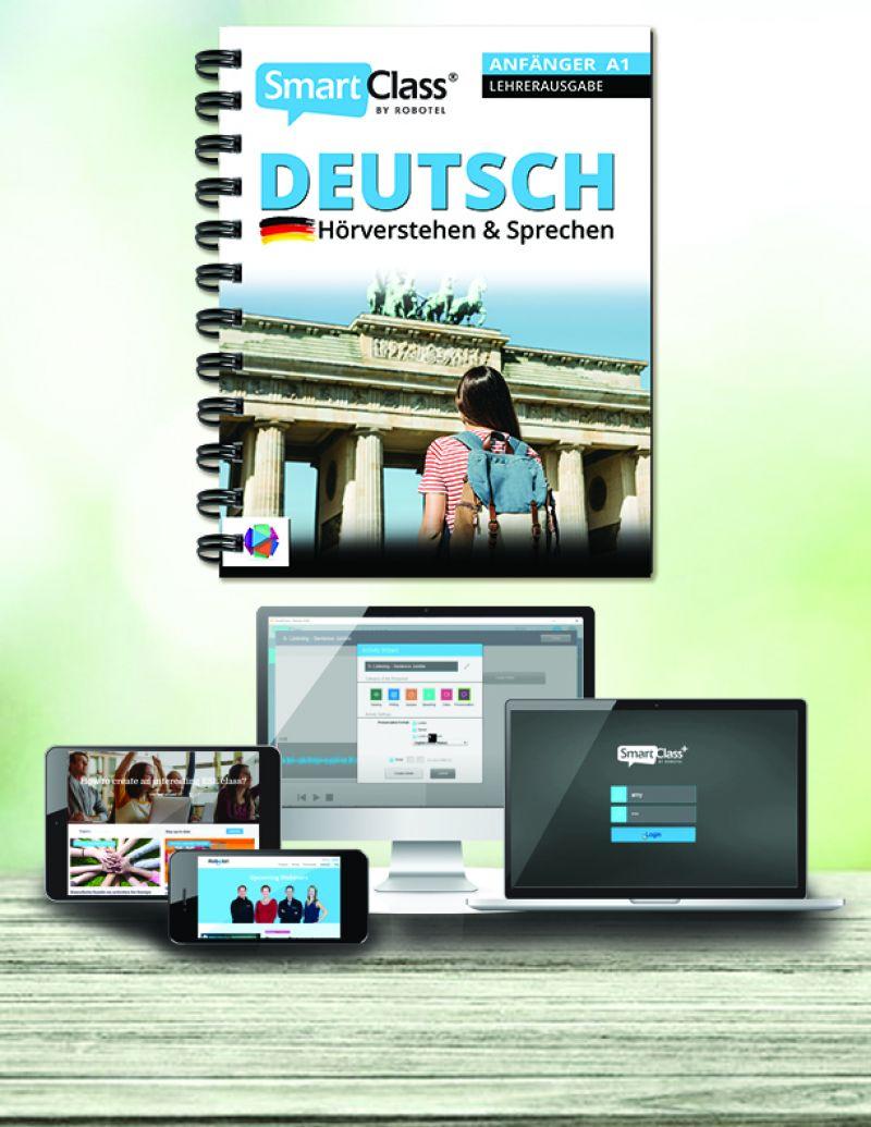 """Edukacinė platforma """"SmartClass Deutsch"""""""