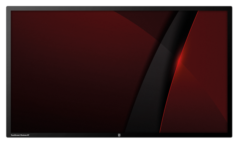 """Avtek TouchScreen 5 Business 65"" interaktyvus ekranas"