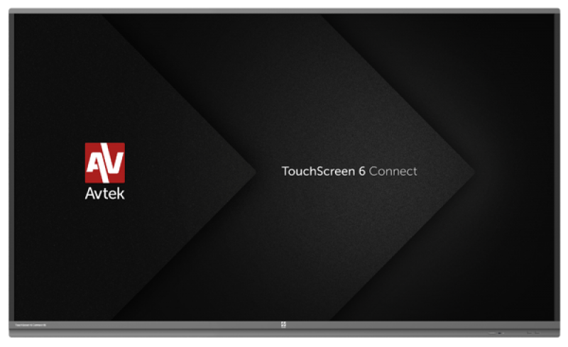 "Avtek TouchScreen 6 Connect 98"" interaktyvus ekranas"