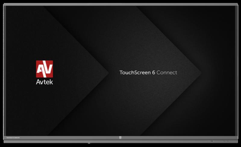 "Avtek TouchScreen 6 Connect 86"" interaktyvus ekranas"