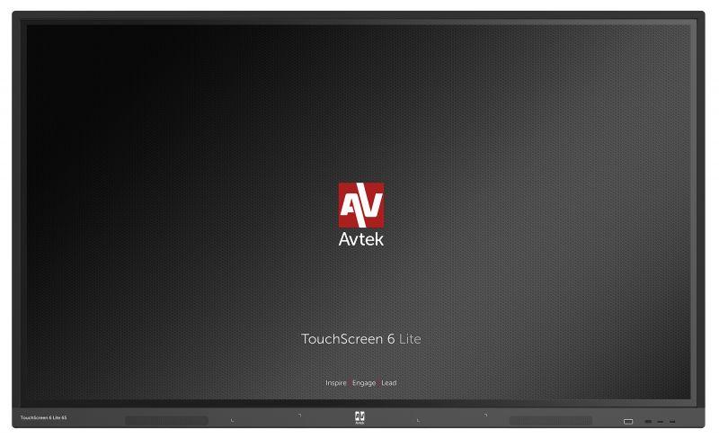 "Avtek TouchScreen 6 Lite 65"" interaktyvus ekranas"