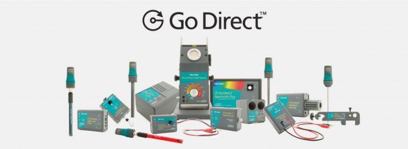"""Go Direct"" jutikliai"