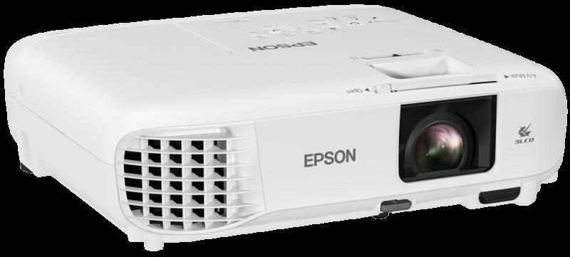 Projektorius EPSON EB-W49